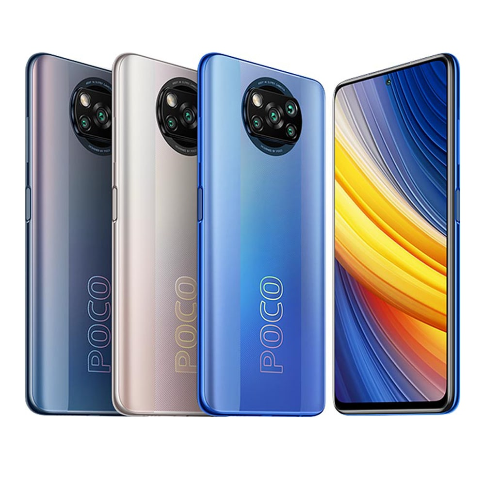 بهترین گوشی موبایل xiaomi-poco-x3-pro